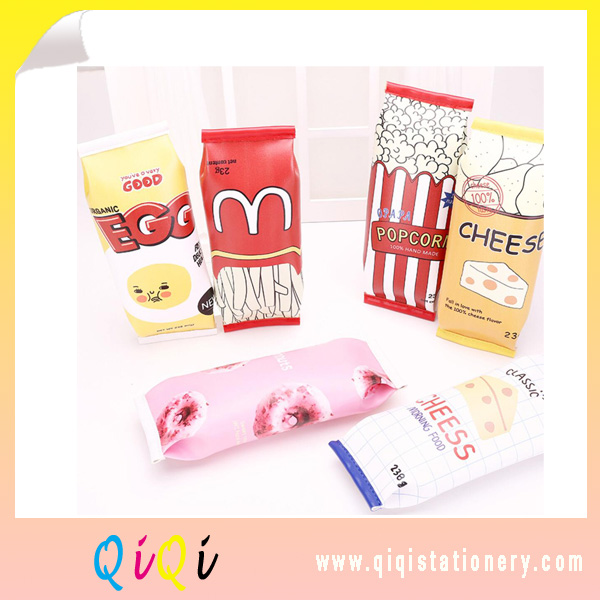 creative stationery PVC pencil bag