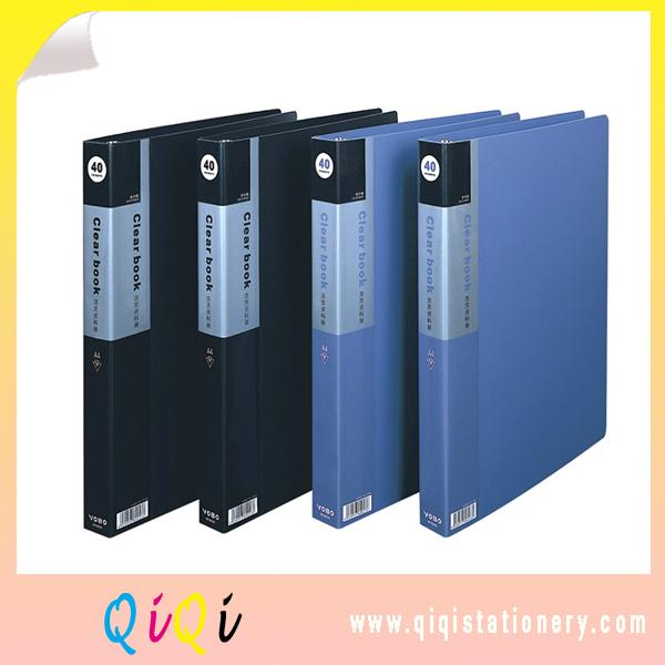 display book file folder