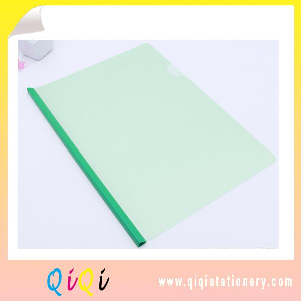 A4 rod folder PP file folder
