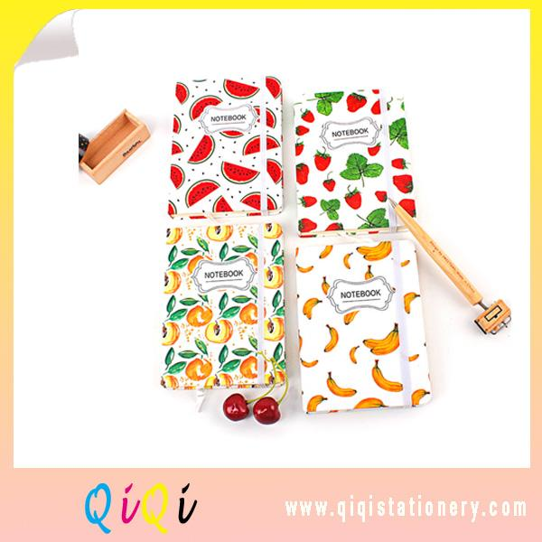 creative diary A5 notebook fruit style student stationery notebook