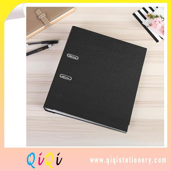 Customize office stationery plastic A4 lever arch file