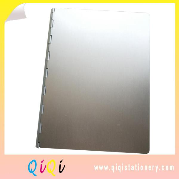 aluminum alloy A5 size ring binder 6 hole ring binder